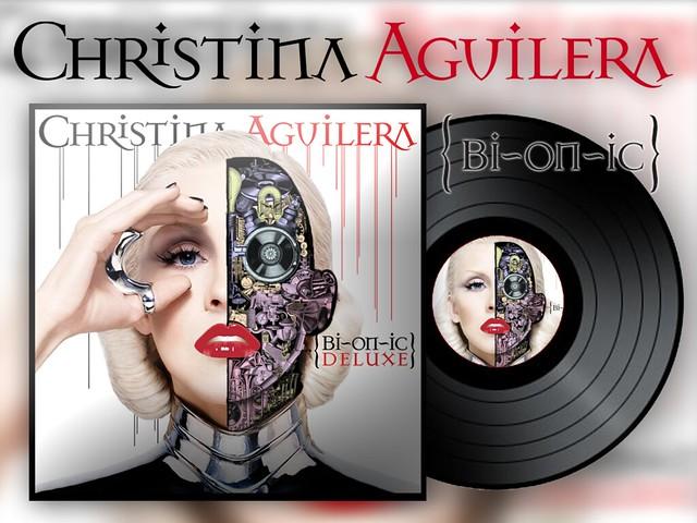 Christina Aguilera - Bionic (Deluxe Edition)