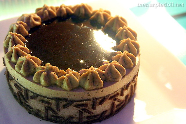 Nutella Mousse Cake P575 6-Inch P875 8-Inch