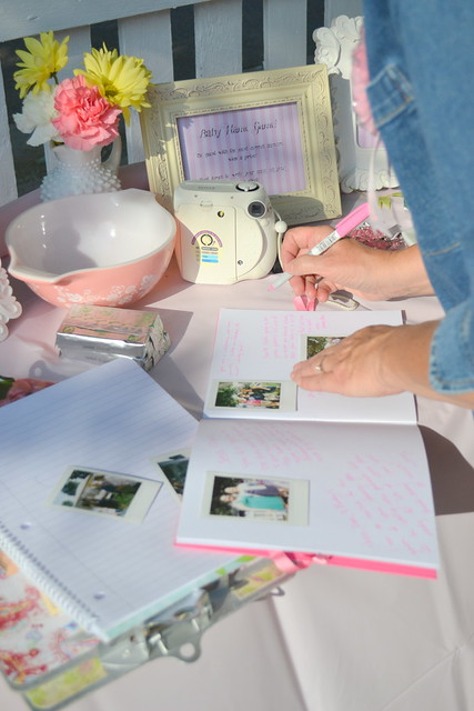 Memory Album with Instax Photos