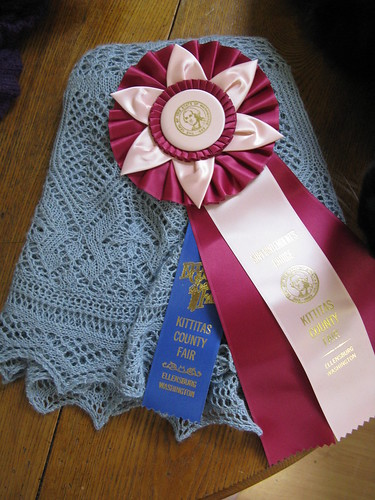County fair shawl