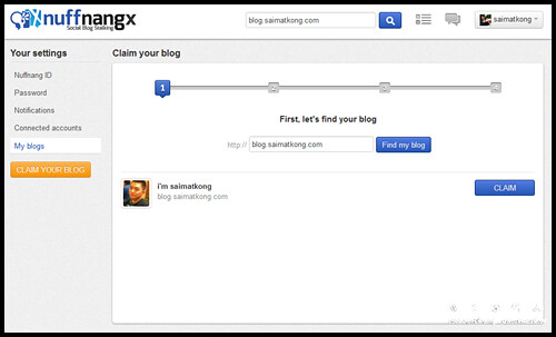Step 1: First, let's find your blog