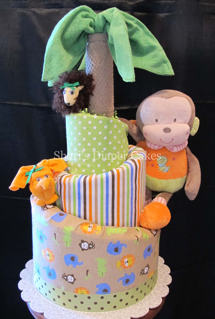How To Make A  Tier Topsy Turvy Cake