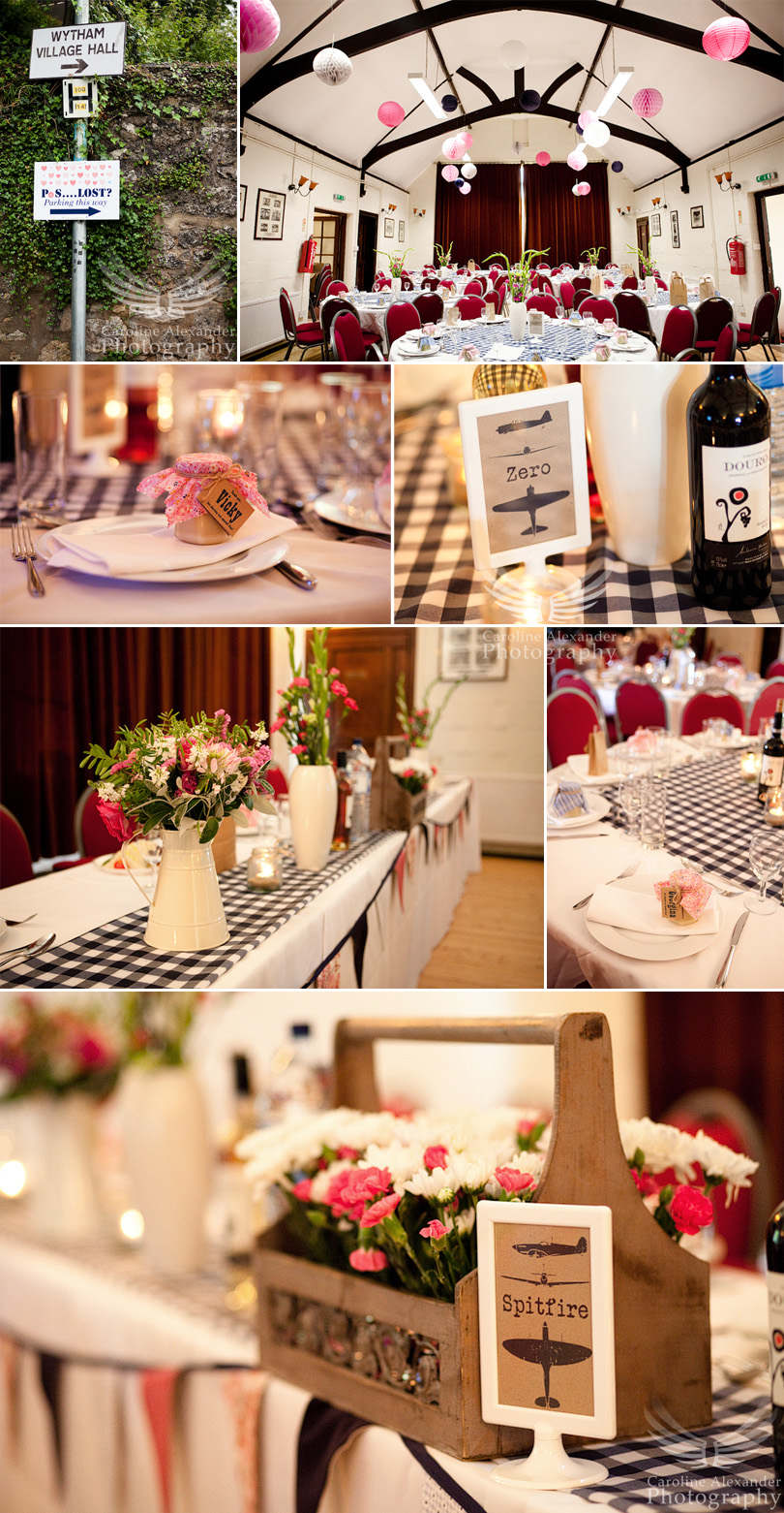 65 Wytham Village Hall Wedding Photographer