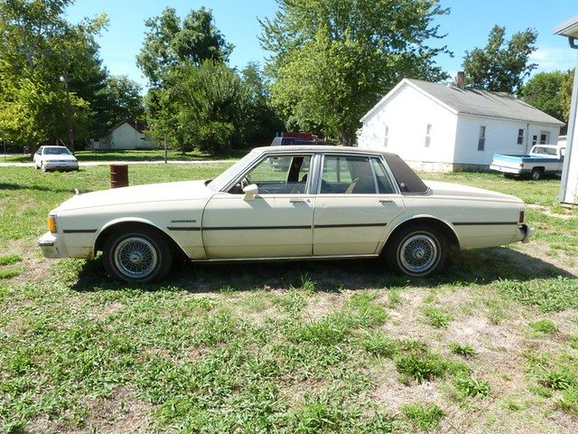 86 Pontiac Parisienne For Sale http://www.flickr.com/photos/thornhillauction/8025012276/