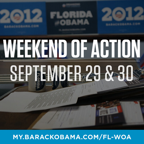 September Weekend of Action