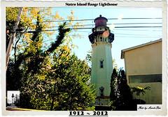 Staten Island Range Light