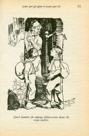 Jean qui grogne et Jean qui rit, by Comtesse de Ségur -image-50-150
