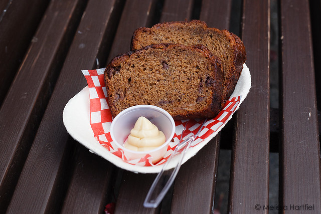 To Die For Bacon Banana Bread