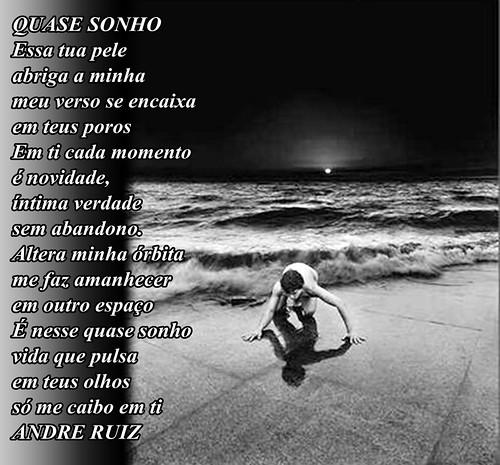 QUASE SONHO by amigos do poeta