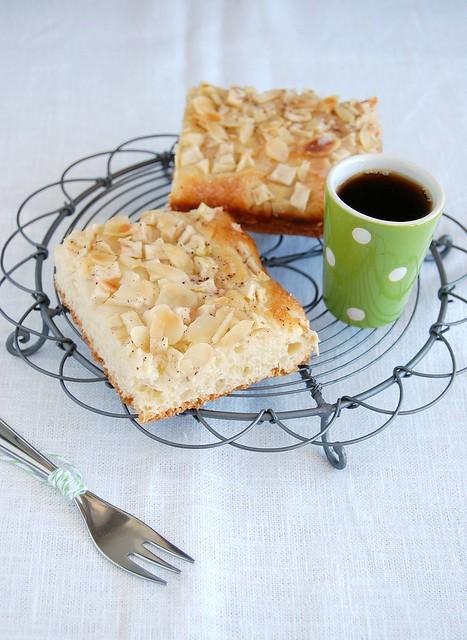 Apple kuchen / Kuchen de maçã