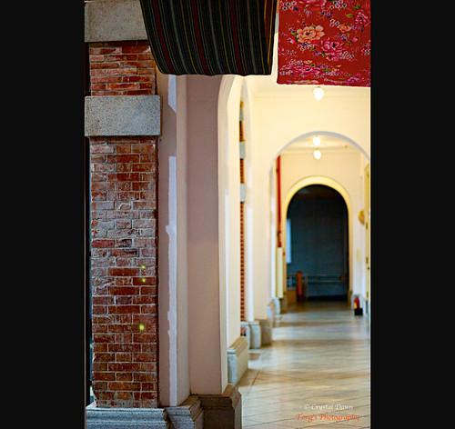 An Empty Hallway by © Crystal Dawn Photography