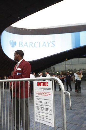 Brooklyn Bought by Barclays