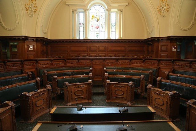 Council Chamber - Woolwich Town Hall