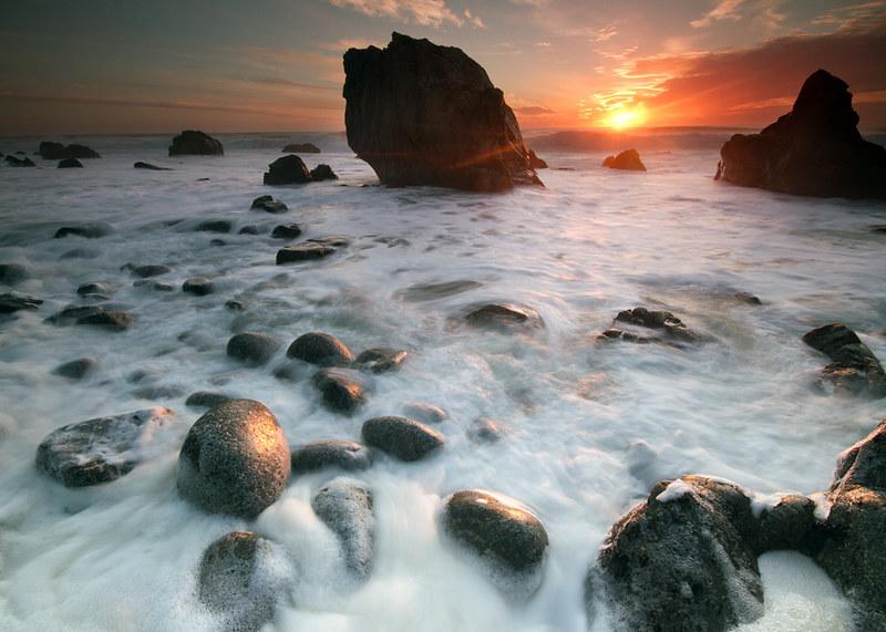 Buller Sunset