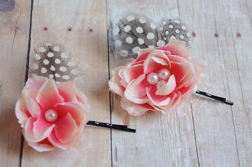 Great for all occasions, flower accessories are a fantastic buy.