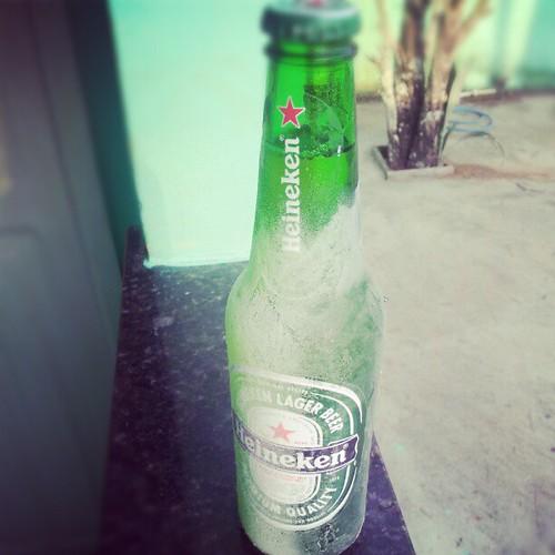 Heineken.