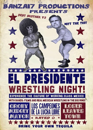 EL PRESIDENTE WRESTLING by Colonel Flick