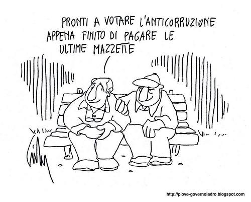 Anticorruzione by Livio Bonino