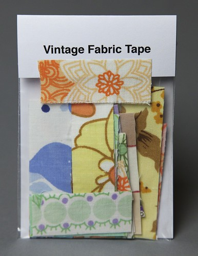 Vintage Fabric Tape