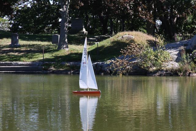1950 39 S M Class Pond Yacht Arrow Vii Designed By Ains