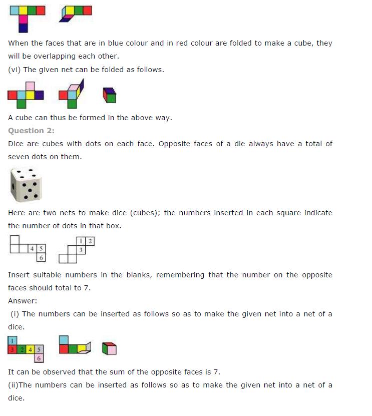 Ncert solutions for class 7 maths chapter 15 visualising solid ncert solutions for class 7 maths chapter 15 visualising solid shapes fandeluxe Choice Image