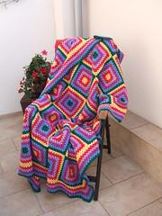 Decke für Mama