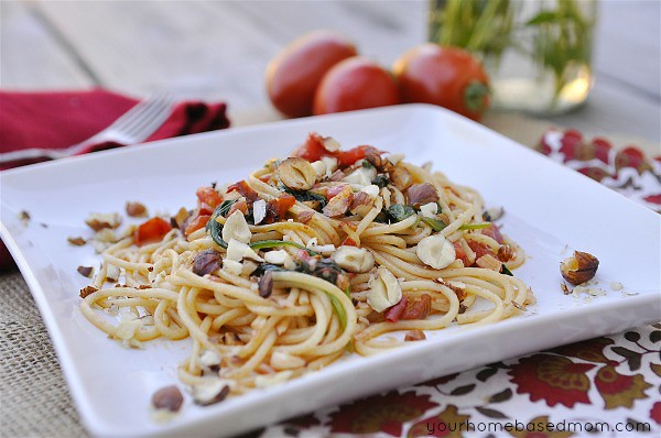 Browned Butter Pasta