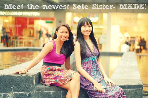 Lois & Newest Sole Sister Madz
