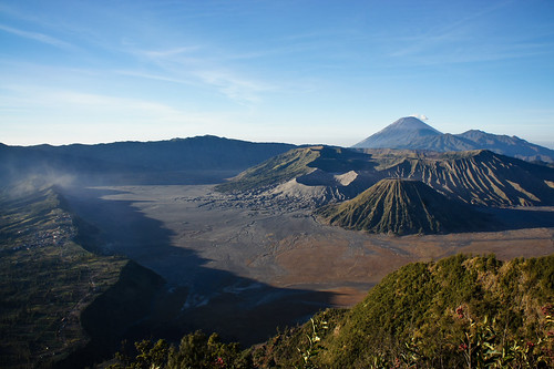 Bromo in daylight spectrum