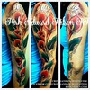 Custom tattooing by Kirk Nilsen @ Crown&Anchor - NJ Custom tattooing by