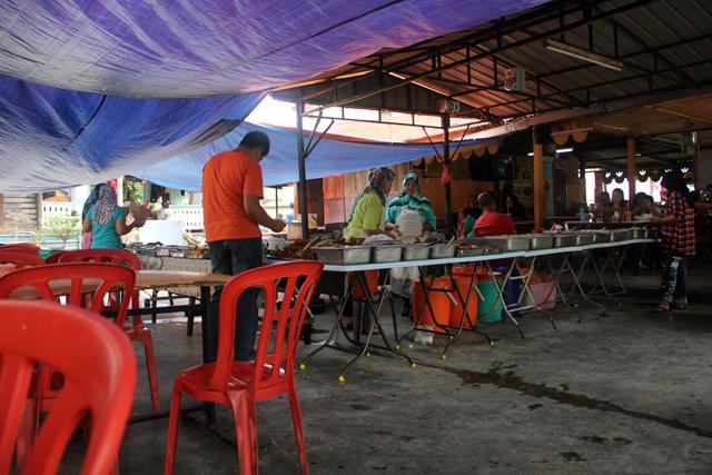 Lina Sea Food, Kuala Lumpur, Malaysia