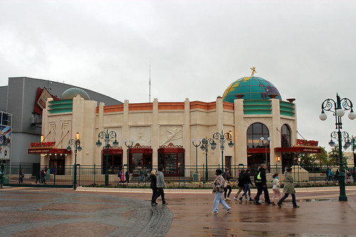 The new World of Disney Store