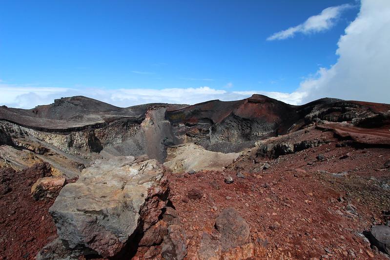 富士登山 剣ヶ峰から帰還 その2