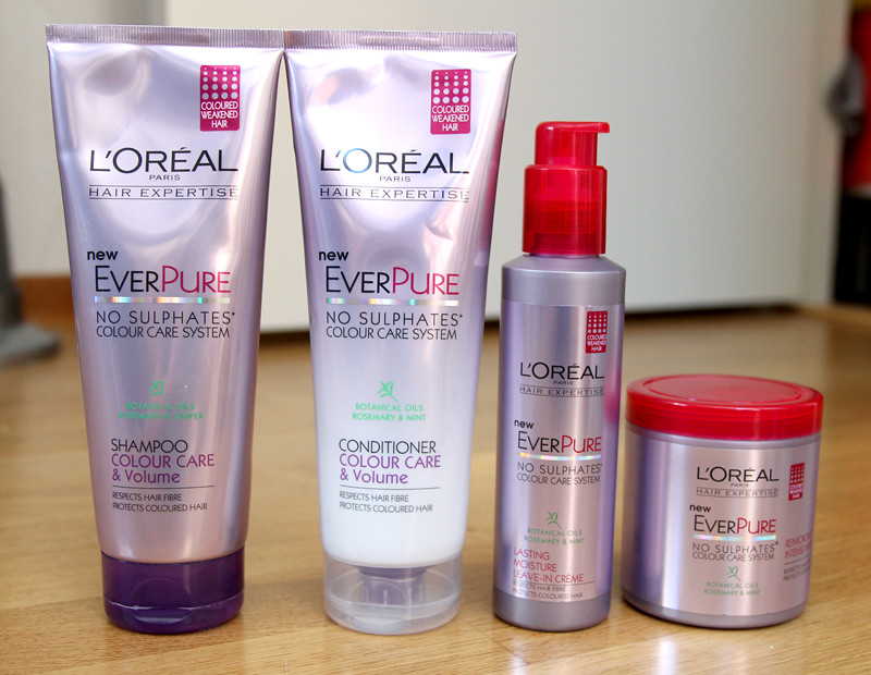 L'oréal hair expertise ever pure