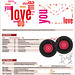 The Beatles: Love Me Do single (50th Release Anniversary) – infographic