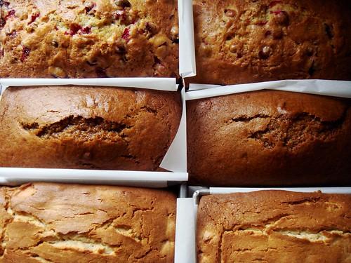 Loaf Cake Galore
