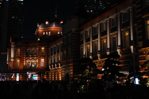 Tokyo Station dome south site