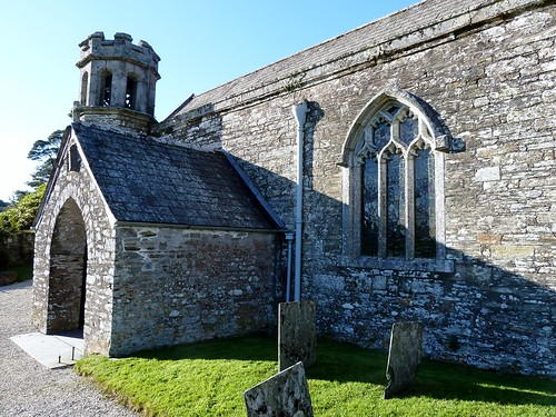 Boconnoc Parish Church, Cornwall