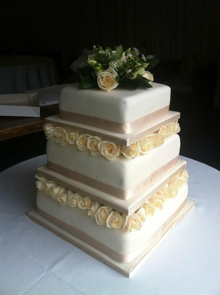 Haribo Wedding Cake