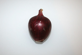 09 - Zutat rote Zwiebel / Ingredient red onion