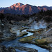 solitude on Hot Creek by bertdennisonphotography