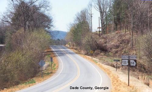 Dade County GA
