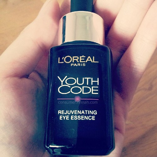 L'Oreal Youth Code Rejuvenating Eye Essence