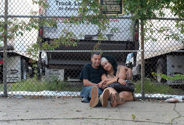 Diana and John: Hunts Point, Bronx