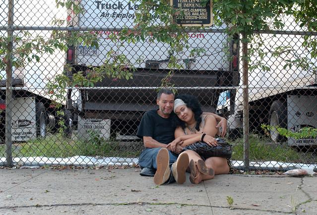 Diana and John: Hunts Point, Bronx