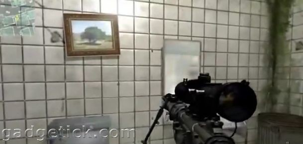 карты Modern Warfare 2