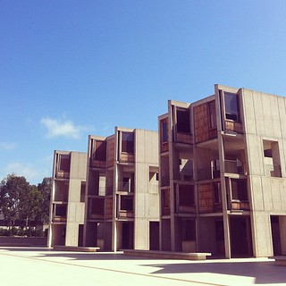 Loved the architecture @salkinstitute #latergram