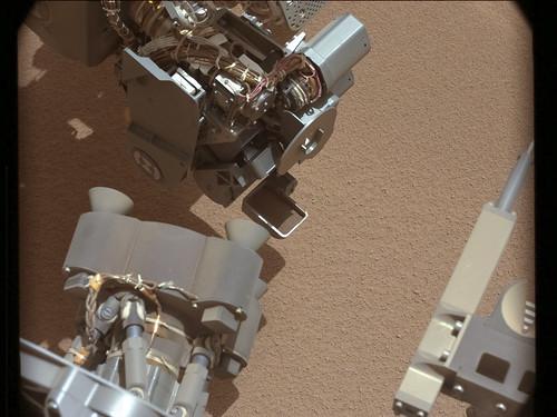 CURIOSITY sol 61 MastCam