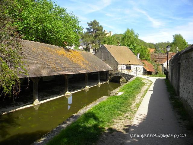Promenade des petits ponts ruisseau des tanneurs for Promenade yvelines
