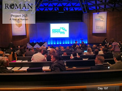 #Project252 - Day 197: @BMABathrooms Conference Day 2; The Retail Revolution